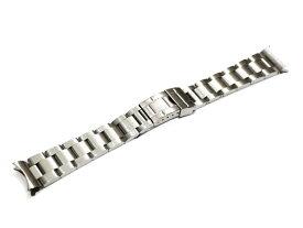 「ロレックス(ROLEX)向け」輸入王オリジナル サブマリーナ 用 オイスター ブレス ツヤなし メンズ 腕時計用 社外品 エクスプローラー などにも最適