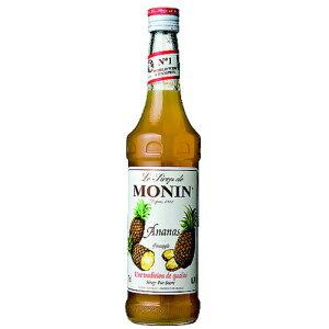 MONIN モナン パイナップル シロップ 700ml (78950) カクテル用 お菓子(26-2)