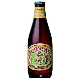 ビール アンカー スチーム 355ml 複数本ラッピング・熨斗不可 (75613)(CA) アメリカ beer(24-4)