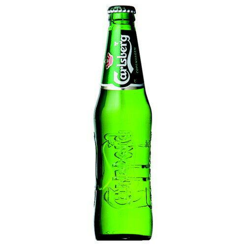 カールスバーグ クラブボトル 330ml (21-2) (75406)