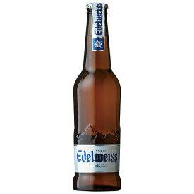 ビール エーデルワイス スノーフレッシュ ヴァイスビア 330ml (74-6)(75381)(CA) オーストリア beer