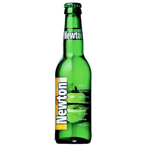 ニュートン 青リンゴビール 330ml(24-2)