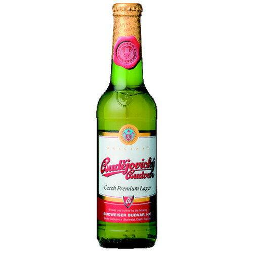 バドバービール(バドヴァービール) 330ml(24-3)