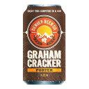▽デンバー グラハム クラッカー ポーター Graham Cracker Porter 355ml 缶 【1本】