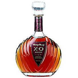 ブランデー サントリー XO デラックス 700ml (13305) 洋酒 brandy(23-4)