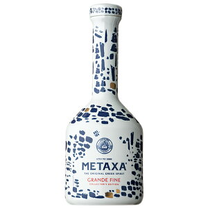 ブランデー メタクサ グランド ファイン コレクターズ エディション 700ml (73230)(33-3) 洋酒 brandy