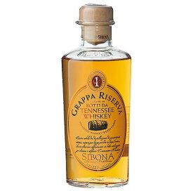 ブランデー シボーナ グラッパ テネシーウイスキー ウッド フィニッシュ 500ml (73210) 洋酒 brandy(73-5)
