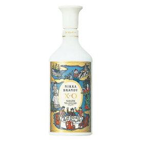 ブランデー ニッカ XO 白 660ml (14302) 洋酒 brandy(23-4)