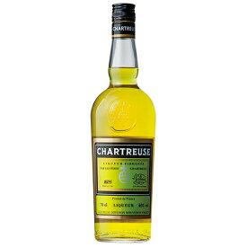リキュール シャルトリューズ ジョーヌ 40度 700ml (33-4)(74022) liqueur