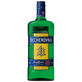 リキュール ベヘロフカ 700ml (38-0)(74025) liqueur