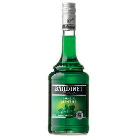 リキュール バーディネ クレームドミント (グリーン) 700ml (26-3)(74053) liqueur