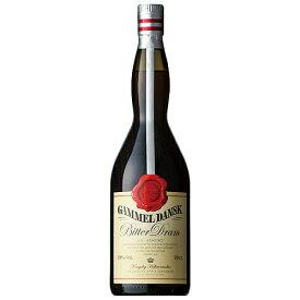 リキュール ガンメル ダンスク ビター 700ml (73-1)(74155) liqueur