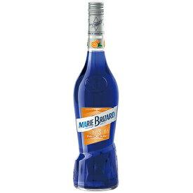 リキュール マリーブリザール ブルー キュラソー 700ml (74261) liqueur カクテル(38-0)