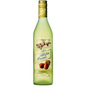 リキュール レジーナ ホワイト ピーチ リキュール 700ml (26-4)(74485) liqueur