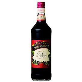 リキュール ルジェ ロット クレーム カシス 1000ml (24-5)(74488) liqueur