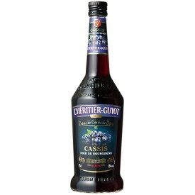 リキュール レリティエ ギュイヨ (グヨ) クレーム ド カシス ノワールド ブルゴーニュ 700ml (65-3)(74501) liqueur