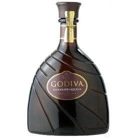 リキュール ゴディバ チョコレート クリーム リキュール 750ml (74790) liqueur カクテル(34-4)