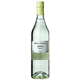 リキュール マリーフランソワーズ アップル 700ml (26-4)(79005) liqueur