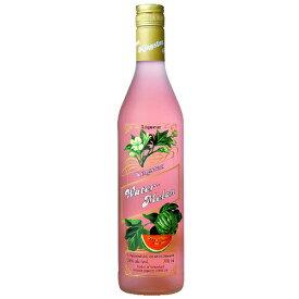 リキュール キングストン ウォーターメロン 700ml (26-4)(74470) liqueur