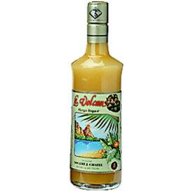 リキュール ル ヴォルカン マンゴー 700ml (26-3)(74423) liqueur
