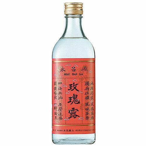 永昌源 玖瑰露酒 (メイクイル酒) 500ml (65-7) (75202)