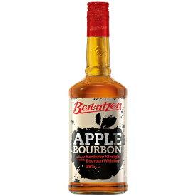 ウイスキー ベレンツェン アップル バーボン 700ml (73-1)(74197) 洋酒 Whisky