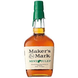 ウイスキー メーカーズマーク ミントジュレップ 1000ml (33-2)(74825) 洋酒 Whisky