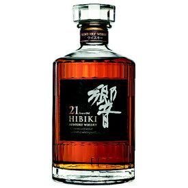 ウイスキー サントリー 響 21年 700ml 箱付 (80)(13029) 洋酒 Whisky
