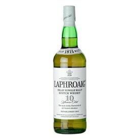 ウイスキー ラフロイグ 10年 (旧ラベル) 正規品 750ml (70102) 洋酒 Whisky(81)