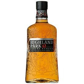 ウイスキー ハイランドパーク 12年 バイキングオナー 700ml (70165) 洋酒 Whisky(34-2)
