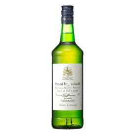 ウイスキー ロイヤルハウスホールド 750ml 箱付 (70326) 洋酒 Whisky(28-0)