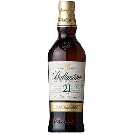 ウイスキー バランタイン 21年 700ml (70342) 洋酒 Whisky(35-5)
