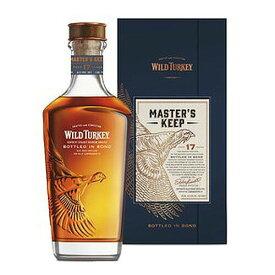 ウイスキー ワイルドターキー マスターズキープ ボトルド イン ボンド 700ml (71307) 洋酒 Whisky(28-0)