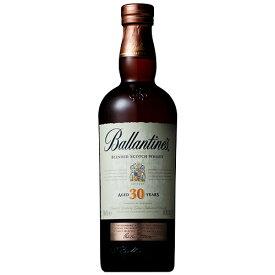 ウイスキー バランタイン 30年 並行品 700ml 木箱付 (33-2)(70347) 洋酒 Whisky