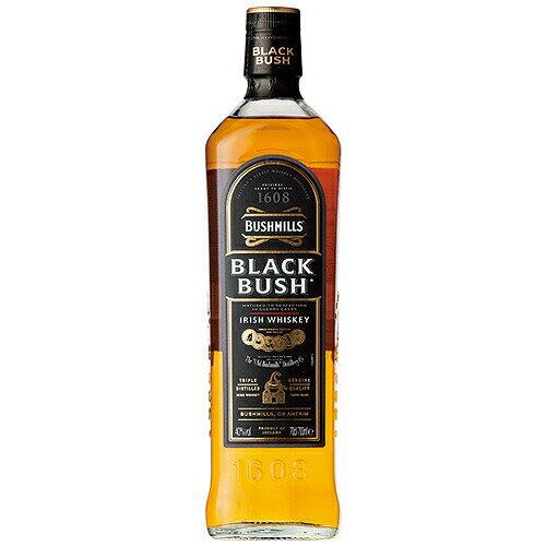ウイスキー ブッシュミルズ ブラックブッシュ 700ml (37-0)(70905) 洋酒 Whisky