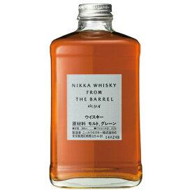 ウイスキー ニッカ フロム ザ バレル 500ml (14019☆) 洋酒 Whisky(23-4)