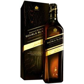 ウイスキー ジョニーウォーカー ダブルブラック 700ml (35-3)(70517) 洋酒 Whisky