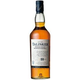 ウイスキー タリスカー 10年 700ml (70082) 洋酒 Whisky(34-4)