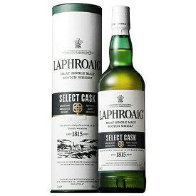 ウイスキー ラフロイグ セレクトカスク 700ml (70080) 洋酒 Whisky(33-4)