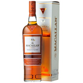 ウイスキー ザ マッカラン 1824 シエナ 700ml (77533) 洋酒 Whisky(35-4)