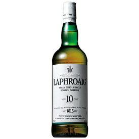 ウイスキー ラフロイグ 10年 700ml (70100) 洋酒 Whisky(21-2)