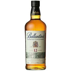 ウイスキー バランタイン 12年 ブレンデッドモルト 700ml (70331) 洋酒 Whisky(37-0)
