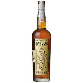 ウイスキー コロネル EH テイラー シングルバレル 750ml (74-3)(71379) 洋酒 Whisky