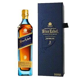 ウイスキー ジョニーウォーカー ブルー ラベル 750ml あす楽 (32-2)(70515) 洋酒 Whisky