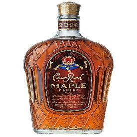 ウイスキー クラウン ローヤル メープル 750ml (74-3)(70946) 洋酒 Whisky