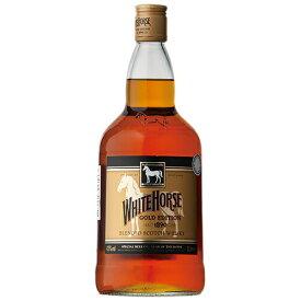 ウイスキー ホワイトホース ゴールド エディション 1000ml (70734) 洋酒 Whisky(77-1)
