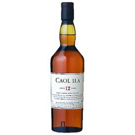 ウイスキー カリラ(カオルアイラ) 12年 箱付 700ml あす楽 (32-3)(97550) 洋酒 Whisky