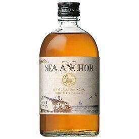ウイスキー ホワイトオーク シーアンカー ブレンデッド40度 500ml (77-3)(16187) 洋酒 Whisky