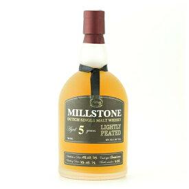ウイスキー ズイダム ミルストーン ダッチ シングルモルト ウイスキー 5年 ピーテッド (74-3)(70892) 洋酒 Whisky