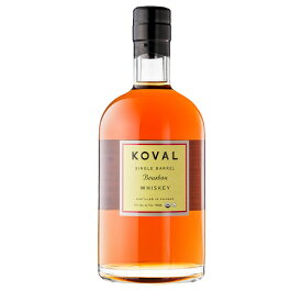 ウイスキー コーヴァル シングルバレル ウイスキー バーボン 750ml (74-3)(71496) 洋酒 Whisky